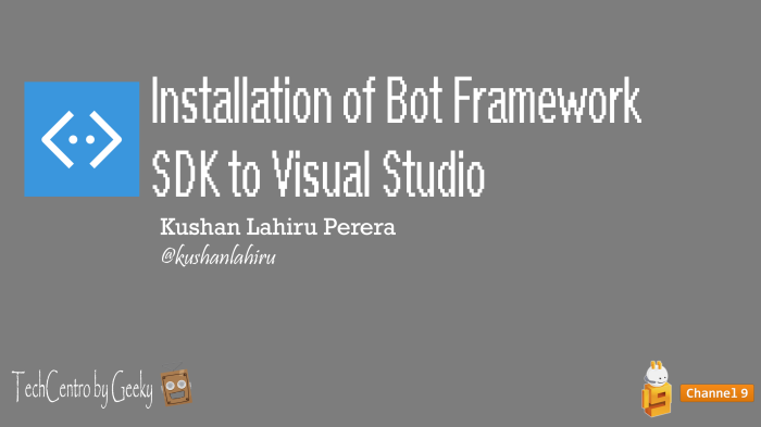 channel9_cover_installation-of-bot-sdk-to-visual-studio